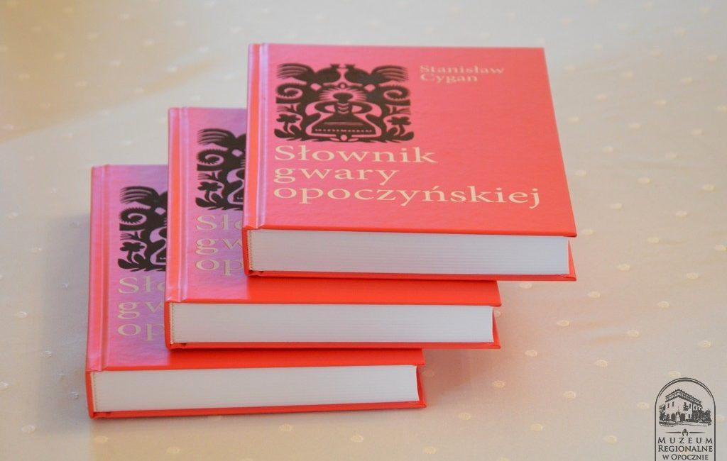 Słownik gwary opoczyńskiej