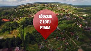 """""""Łódzkie z lotu ptaka"""" – Opoczno"""