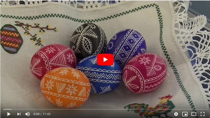 Zwyczaje i obrzędy Wielkanocne w opoczyńskiem