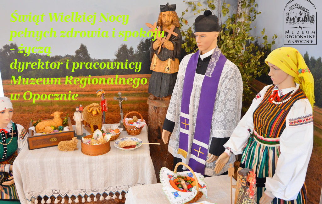 Wesołych Świąt Zmartwychwstania Pańskiego!