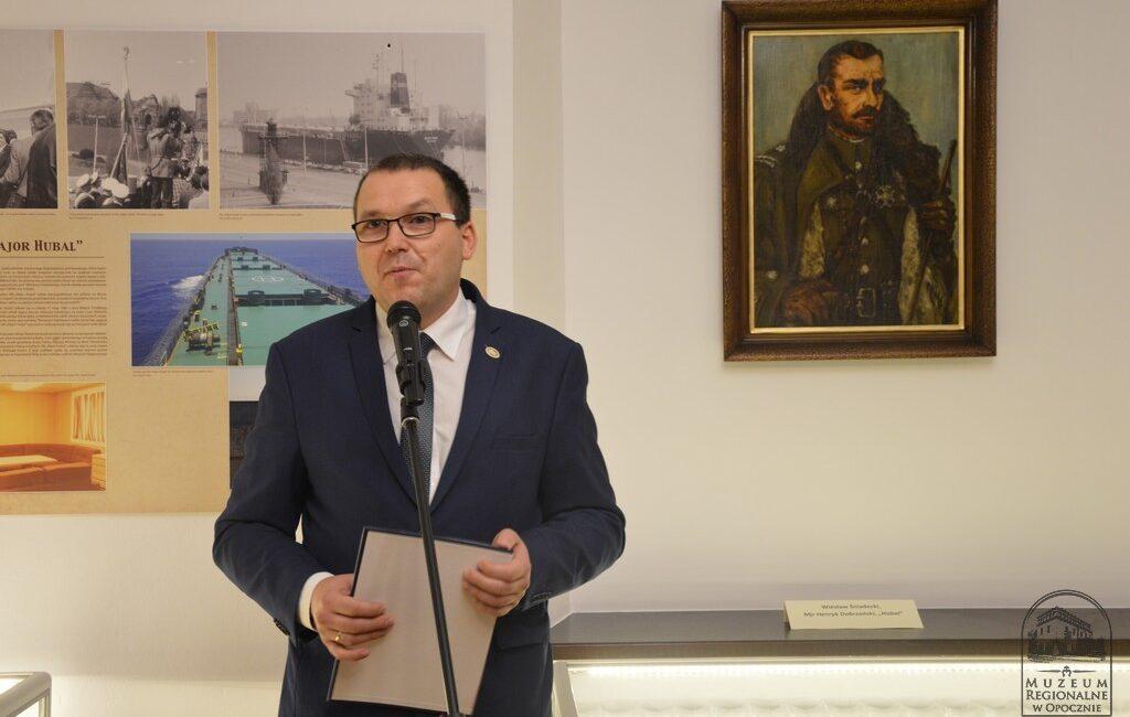 Adam Grabowski dyrektorem Muzeum