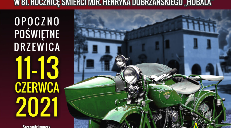 Opoczyński Rajd Motocykli Zabytkowych HUBAL
